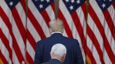Donald Trump și Mike Pence