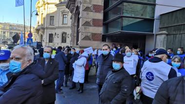 Sindicaliștii Cartel Alfa anunță ample acțiuni de protest din 14 ianuarie până în 28 februarie.