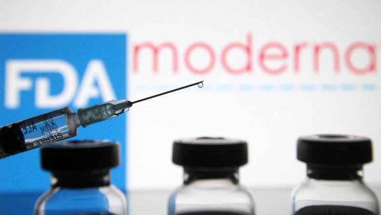 doze vaccin moderna