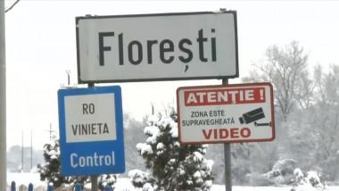 indicator intrare comuna floresti - captura