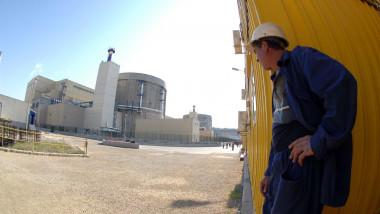 reactor centrala nucleară de la Cernavodă