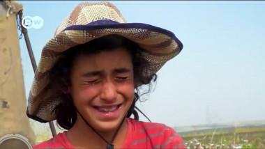sevilai copil exploatat turcia plange - captura