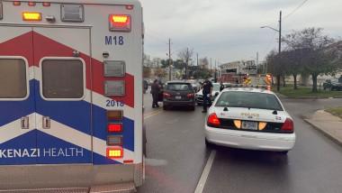 Intervenție a polițiștilor din Indianapolis