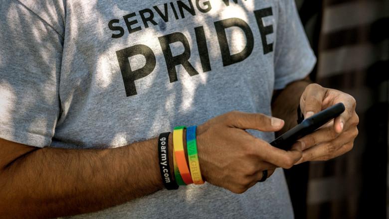 LGBT armată SUA