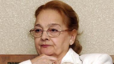 Georgeta Luchian Tudor agerpres