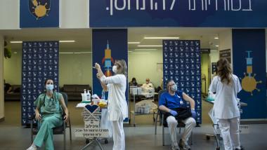 Israel Starts Covid-19 Vaccination Campaign