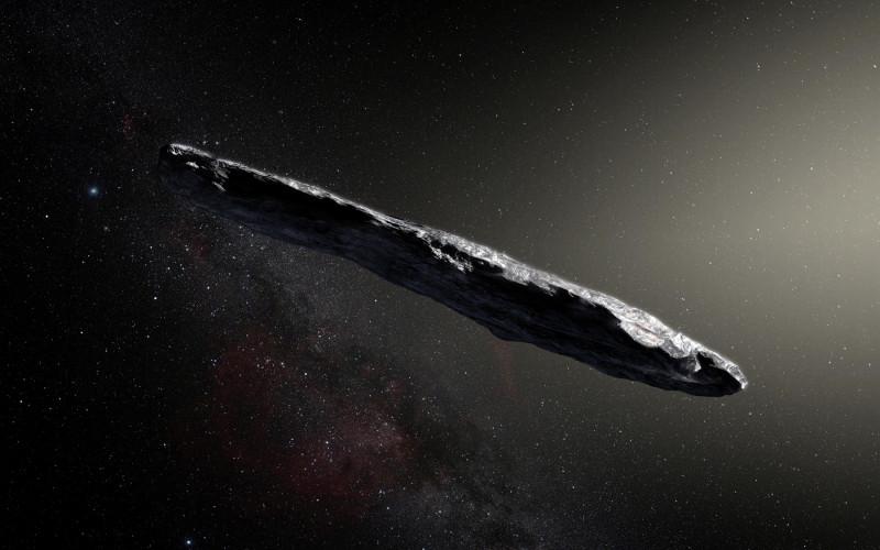 corpul ceresc Oumuamua