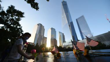 Memorialul 9/11 din New York