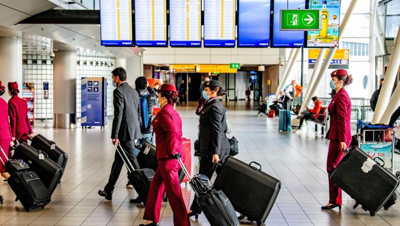 Aeroportul din Amsterdam