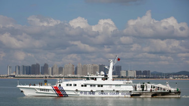 nava a garzii de coasta chineze