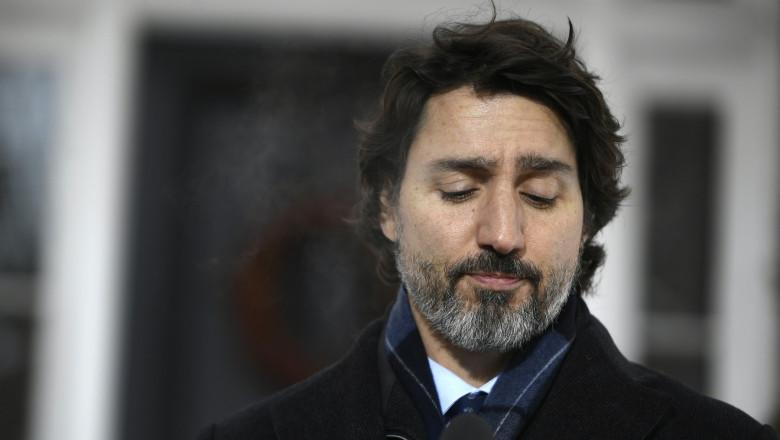 Justin Trudeau premier Canada - Profimedia
