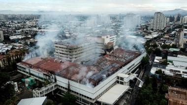 incendiu-spital-chile-profimedia-0587274178