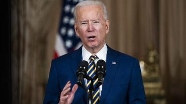 Joe Biden, discurs la Departamentul de Stat