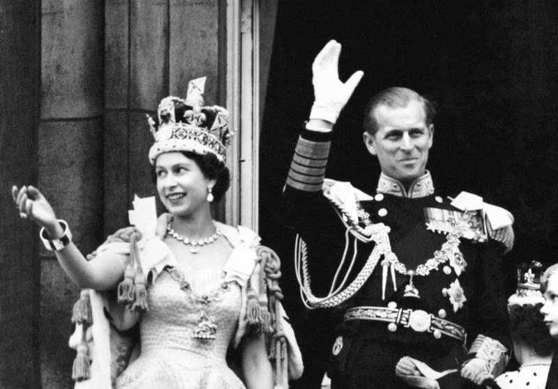 Queen Elizabeth II ruled for a very long time