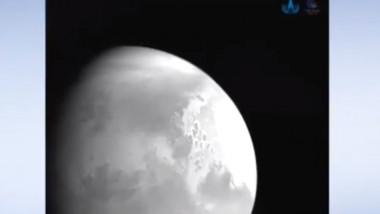 imagine alb-negru a planetei marte