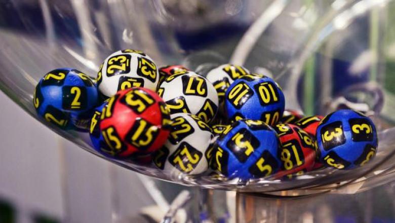 extragere loto, bile cu cifre
