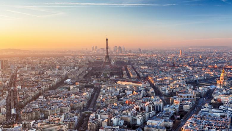 Paris - Eiffel tower, France