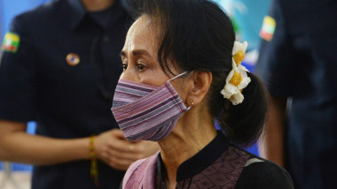 aung san suu kyi a fost arestata profimedia-0586381818