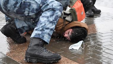 proteste violente rusia