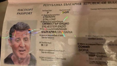 pașaport sylvester stallone