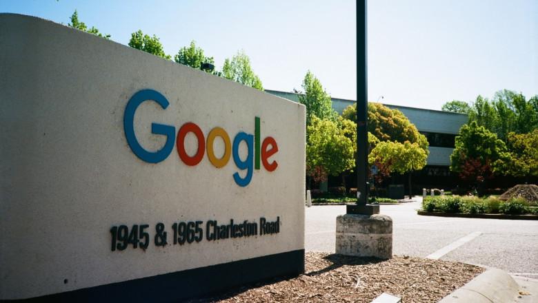 logo Google sediu silicon valley profimedia