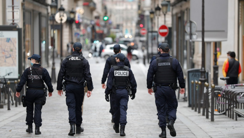 politie-franta