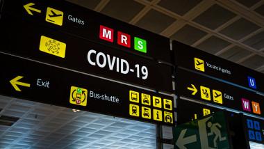aeroport restrictii covid