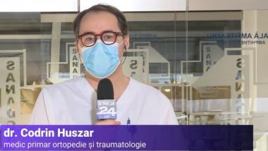 dr codrin huszar