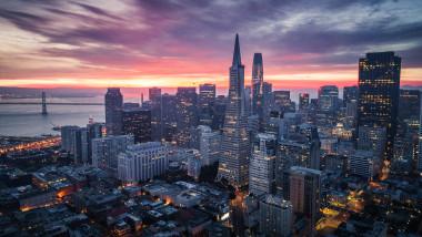 Oraşele lumii se scufundă, arată un studiu care a făcut un studiu de caz privind San Francisco