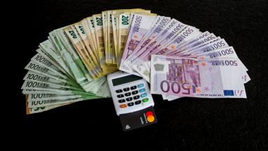 bancnote bani salariu