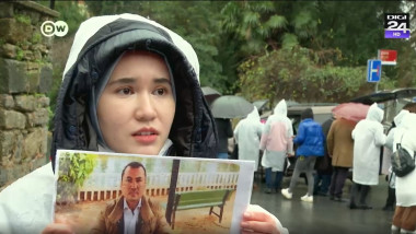 tanara uigura din turcia
