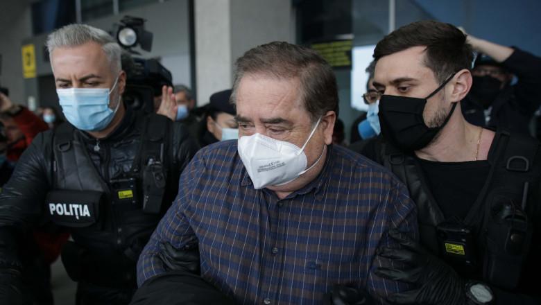 ioan niculae arestat de politisti pe aeroportul henri coandă