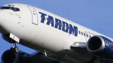 tarom, aeronava avion