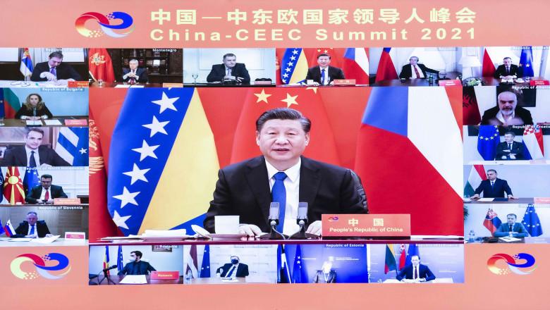 CHINA-BEIJING-XI JINPING-CHINA-CEEC SUMMIT (CN)