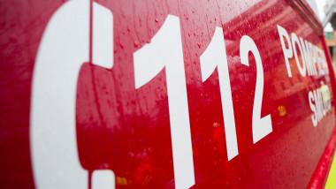 ambulanta 112 pompieri