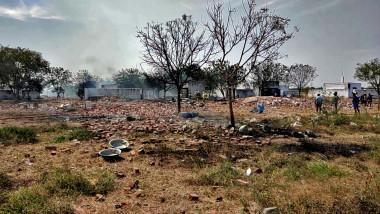 explozie fabrica de artificii india