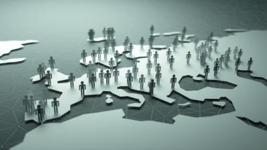 Europa îmbătrânește, iar tendința este ireversibilă