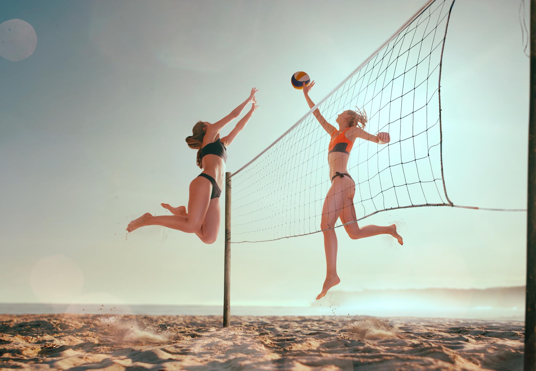 Jucatoarele de volei vor putea evolua in bikini la turneul din Qatar
