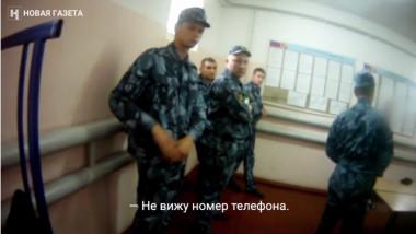 inchisoare rusia