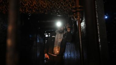 miner valea jiului