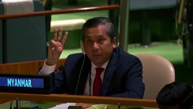 ambasador myanmar la onu