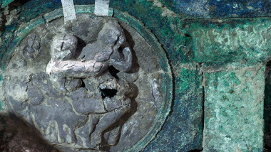 The Parade Float Of Civita Giuliana, The Last Extraordinary Discovery Of Pompei
