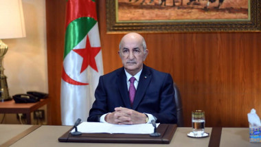 Algerian President Tebboune dissolves parliament and calls for early elections