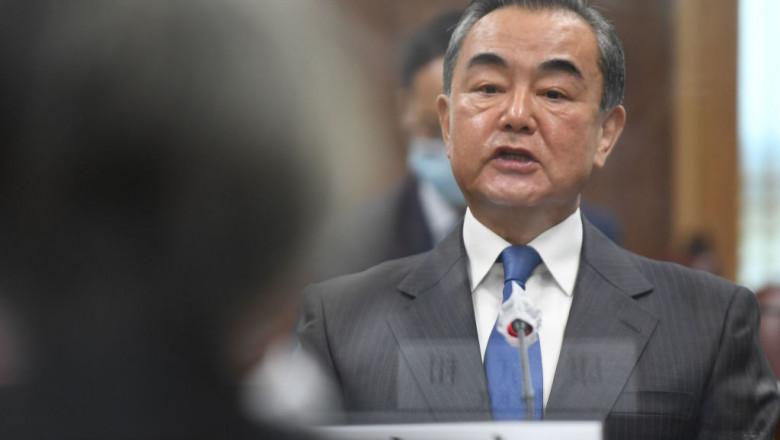 ministru externe china
