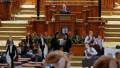 "Dezbateri ""Ora premierului"". Foto: INQUAM Photos/George Călin"
