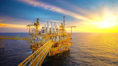 exploatare gaz in mare