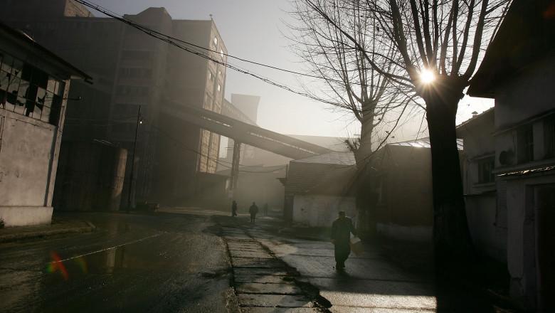 Romanian Miners Facing Tough Times As EU Entry Looms