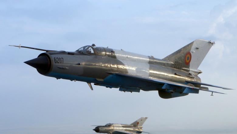 Anchetă la MApN după ce o aeronavă militară fost implicată într-un incident