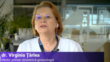 dr virginia tarlea