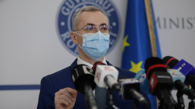 Stelian Ion, ministrul Justiției